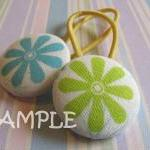 Covered Button Kit - 1 1/2 inch - S..