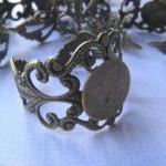 Sale-10 Adjustable Antique Ring Bla..